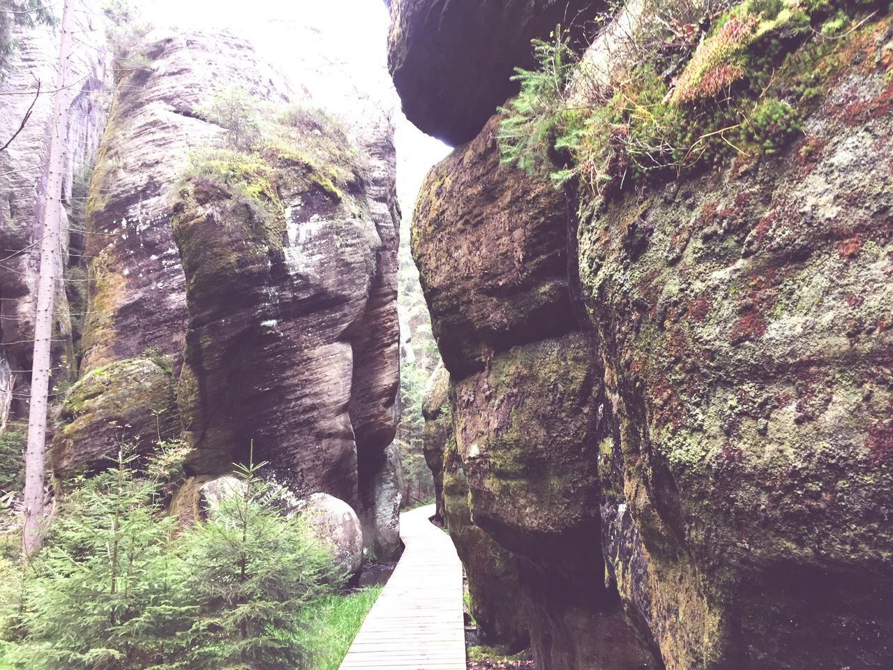 rock - object, rock formation, nature, day, tranquility, no people, outdoors, beauty in nature