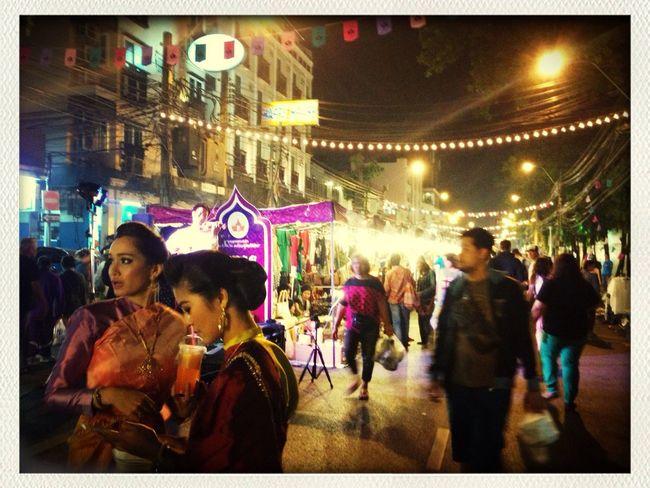 Looking At Things Rattanakosin Festival Shopping Thailand_allshots