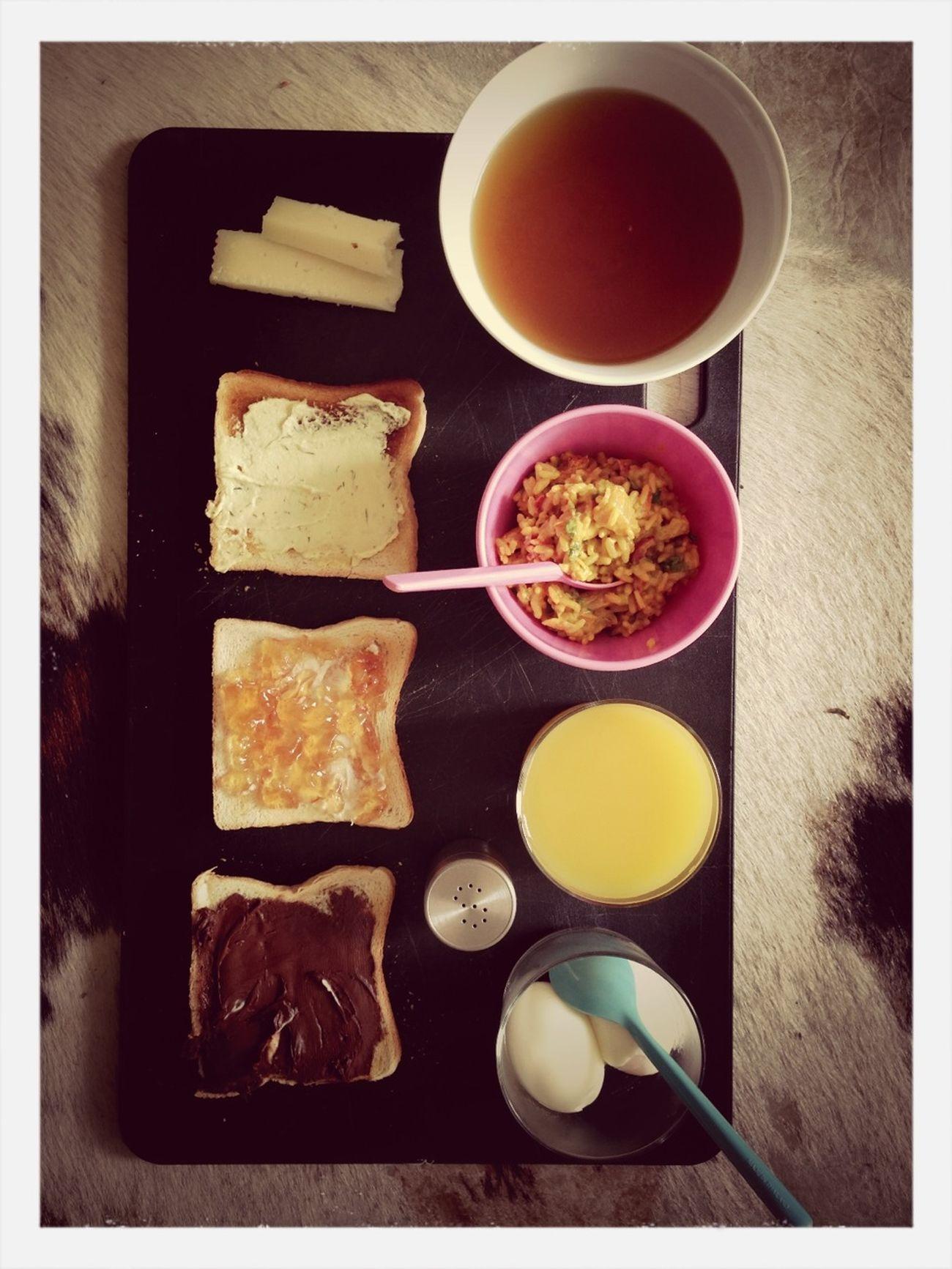 Früüüühstück