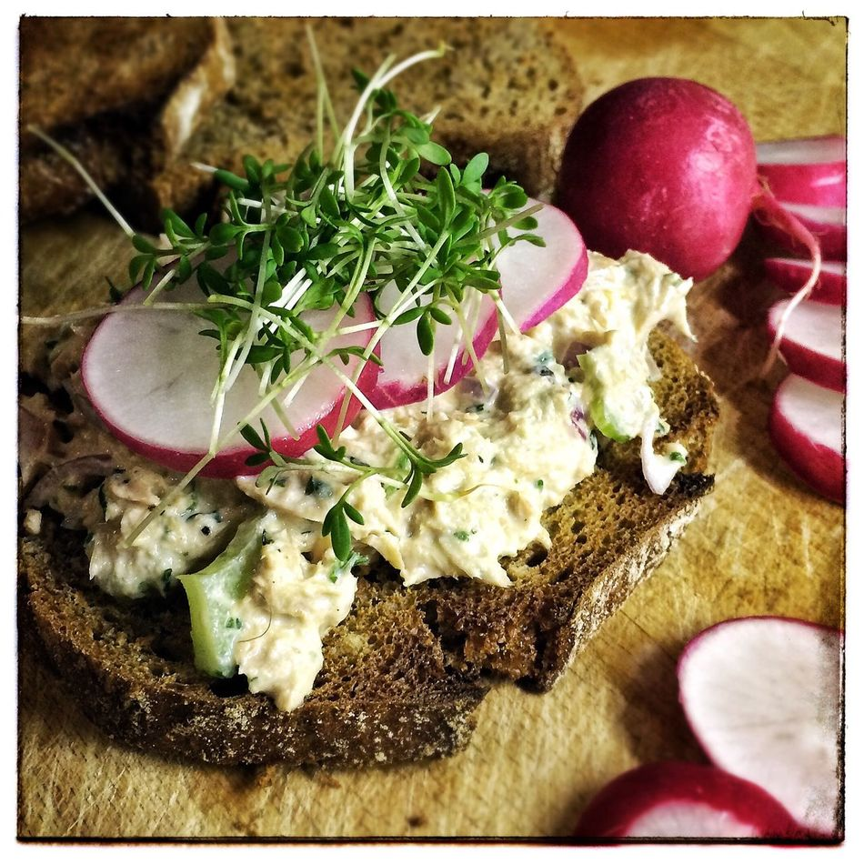 The Tangy-Tuna-Salad-Sandwich By Martha Stewart Foodporn Sandwiches Breakfast Tuna MarthaStewart Dresden