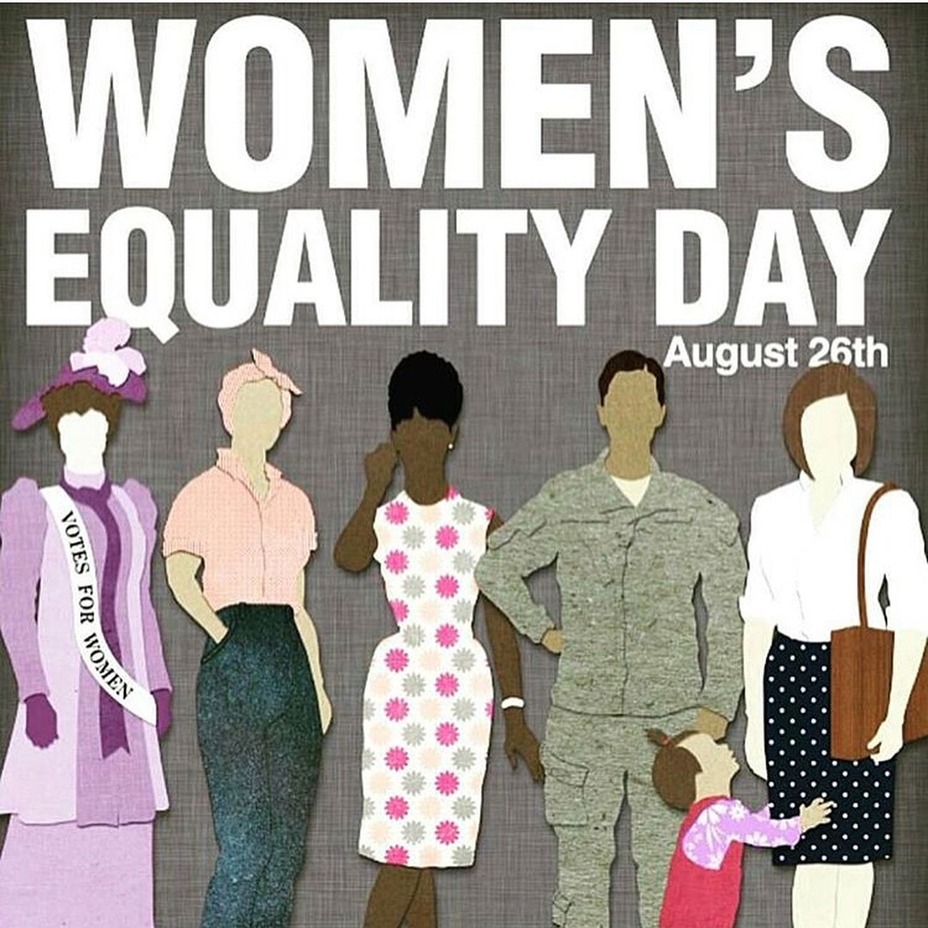 💐Happy women's equality day💐 posting this because dogs are great but women are POWERFUL! #WomensEqualityDay #feminism #feminineReverence #respecttheladies #aug262015