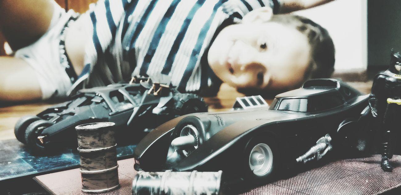 Batman Actionfigure Miniature Kids Criança Filhote Fun Times Puradiversao Everyday Joy