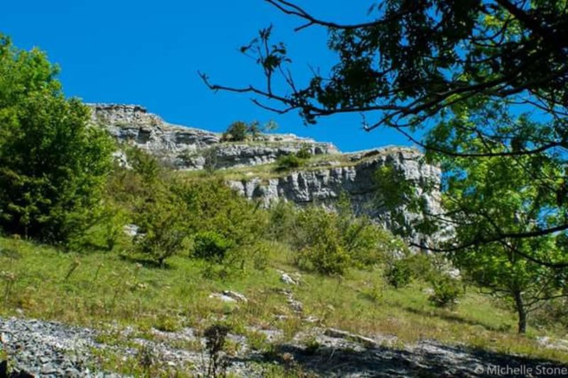 Blue Sky Landscape Rock - Object Nature Outdoors Tranquility Tranquil Scene Beauty In Nature