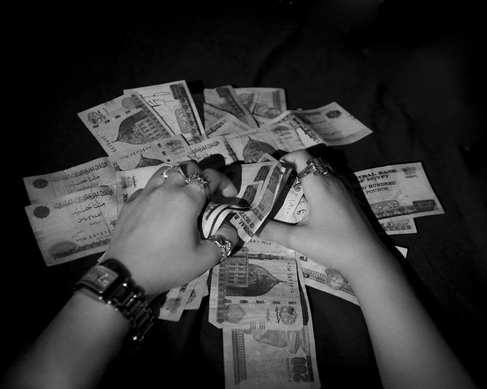 """""""He who wants everything every time, will lose everything any time"""" First Eyeem Photo GREED Money Darkness"""