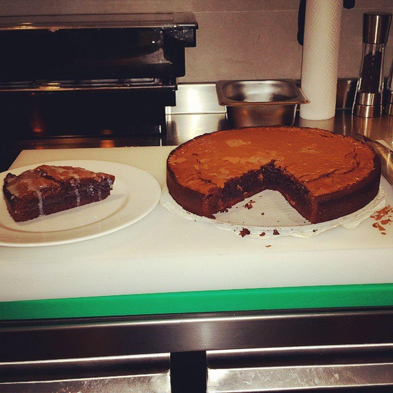 Yaparsam olur brownie ? Brownie Brownieandganachesauce