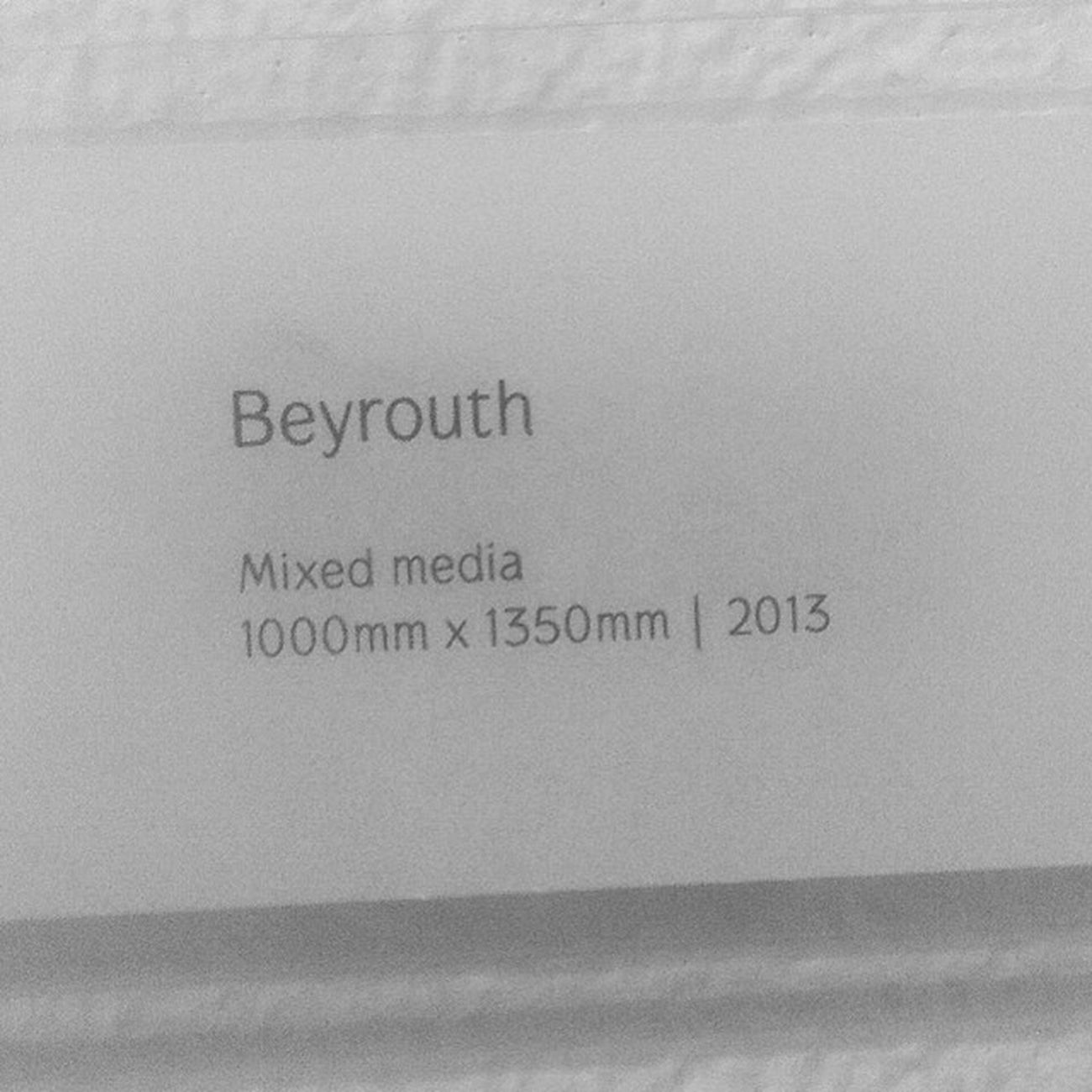 QUOZhappens Beyrouth Dubai Beirut MixedMedia