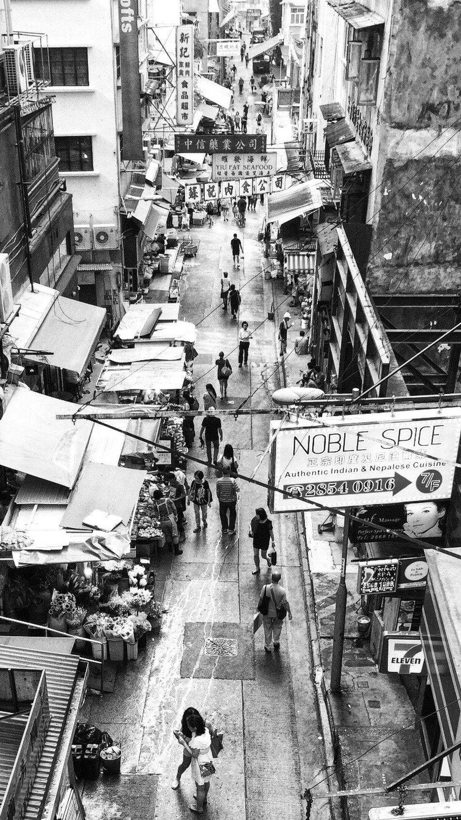 茫茫人海中 你岂会记得我 HongKong Cityscapes City Streetphotography Streetphoto_bw Black Blackandwhite Black & White Lonely Lifestyles Life Relaxing Missing You