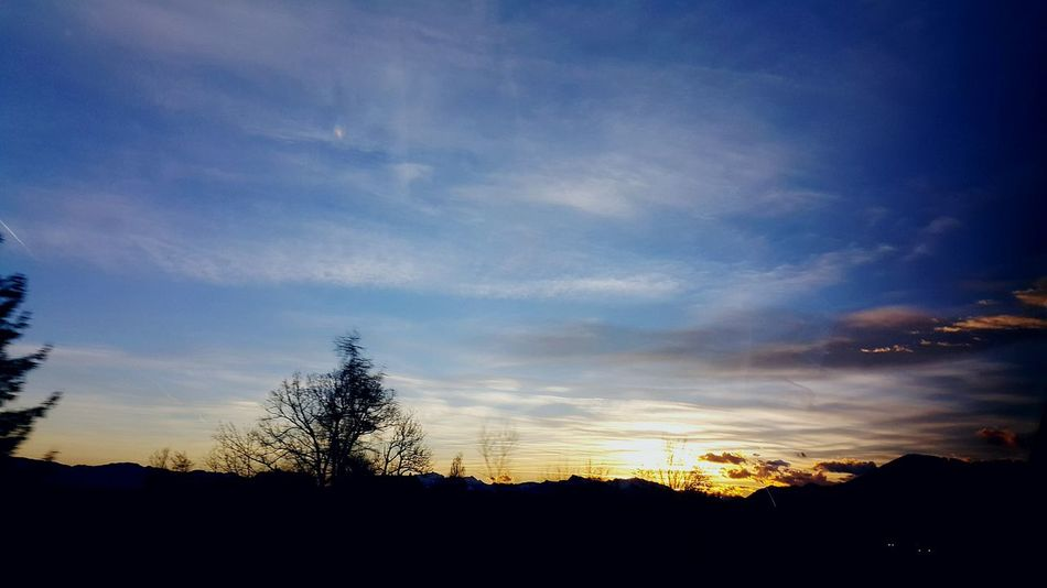 ~the sun is up, the sky is blue. it's beautiful and so are you. ~ Sky Nature Outdoors Sunrise Eye4photography  Collections Eyemphotography Eyemphotos EyeEm Best Shots Eyemoments Zürich Switzerland Beatles