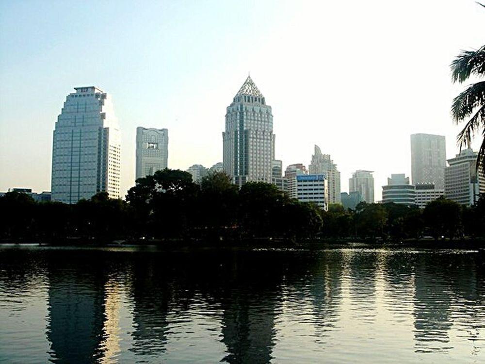 Travel Photography Travelling Travel Traveling Lumphini Park Lumpini Park Lumphini Park Veiw Sunset Bangkok City Bangkok View Bangkok Bangkok Thailand. Bangkok Thailand