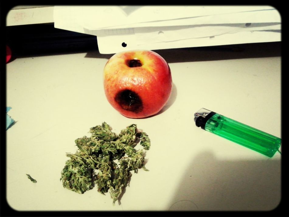 Weed Life Weed Apple Delicious