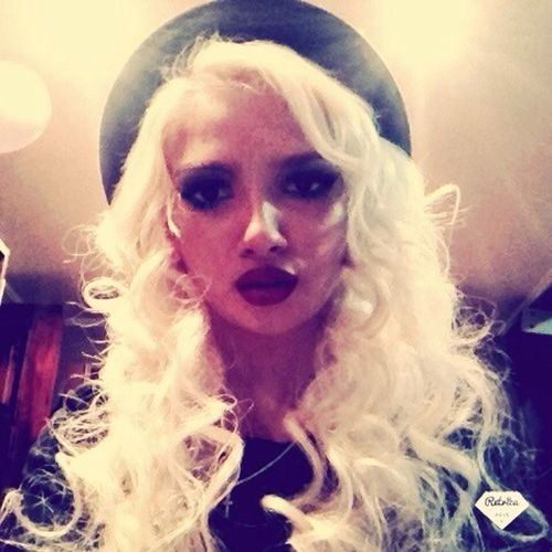Blonde Blonde Girl Beautiful on Plexanovi ))