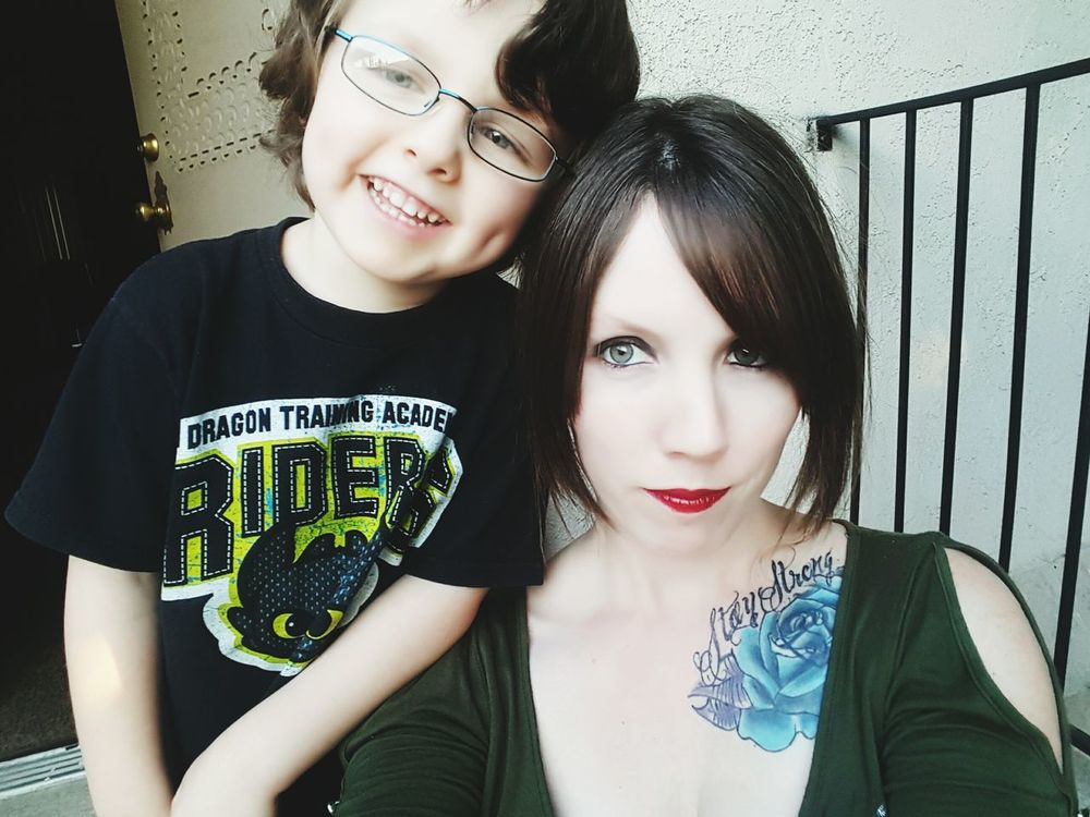 love my kid♡ Momlife Motherhood My Son My Love Hanging Out Selfie ✌ Taking Photos Mamasboy My Lil Man Handsome Boy Beautiful Girl Single Mom  Tattedgirls Inkedgirls