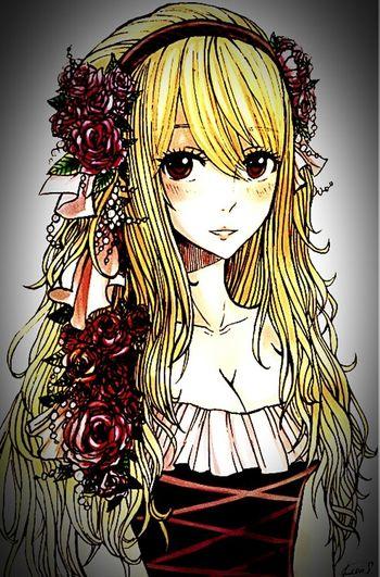 LucyHeartfilia Lucy Heartifilla