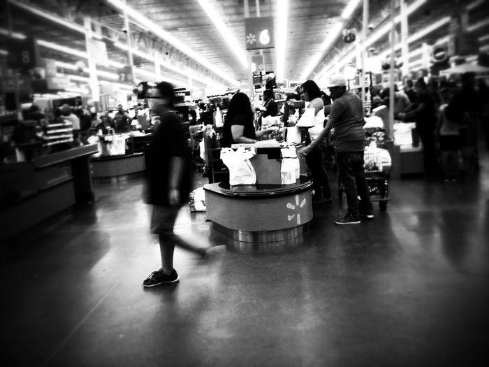 Walmart Madness