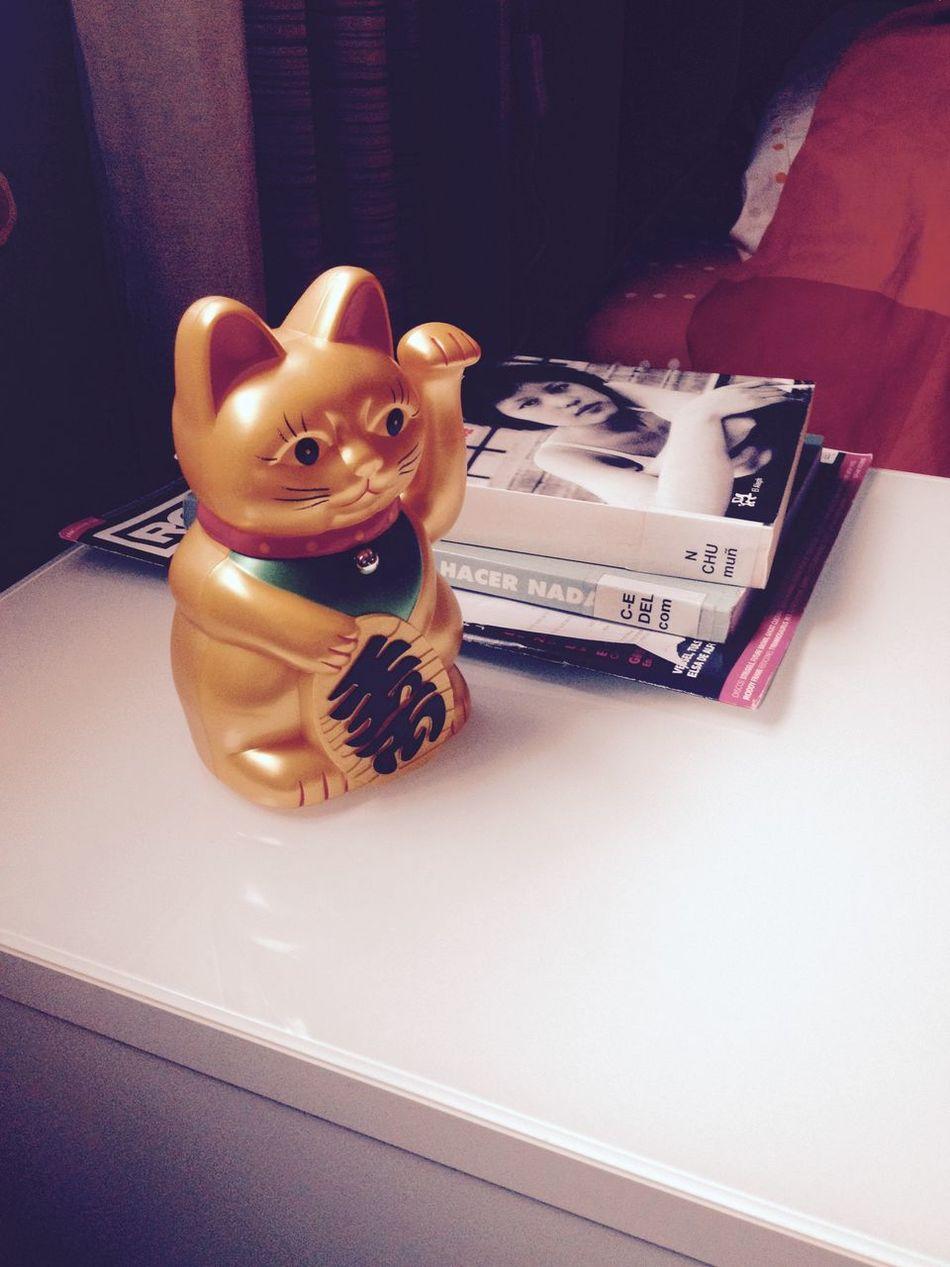 Books Manekineko Beijing Doll