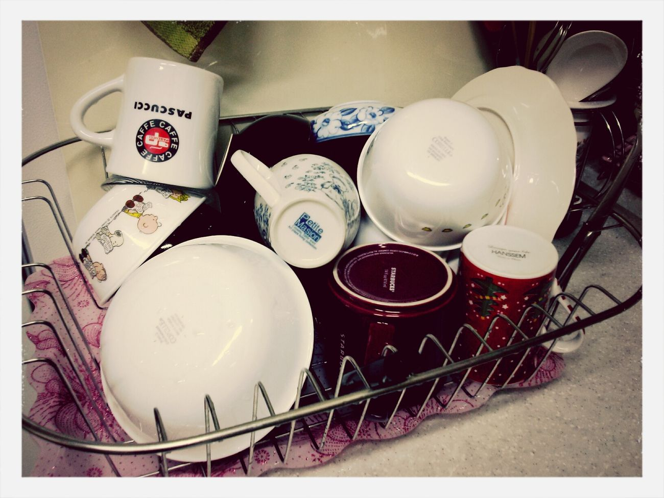 Home Dishwashing 洗碗