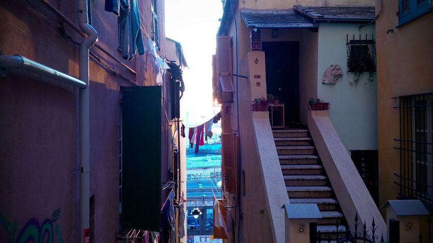 Building Exterior City Day Escape Home Outdoors Sea And Sky Sky