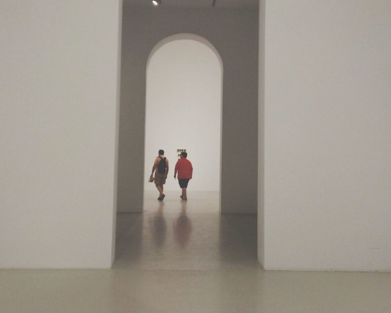 Two Is Better Than One Art Minimal Person Day Red Surface Level Freshness People And Places Architecture_collection EyeEm Best Shots