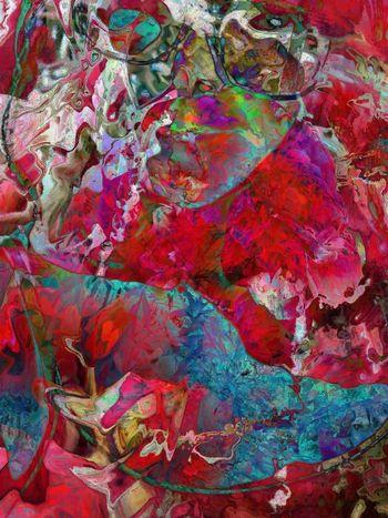 Digital Art Icolorama Abstractporn Colors