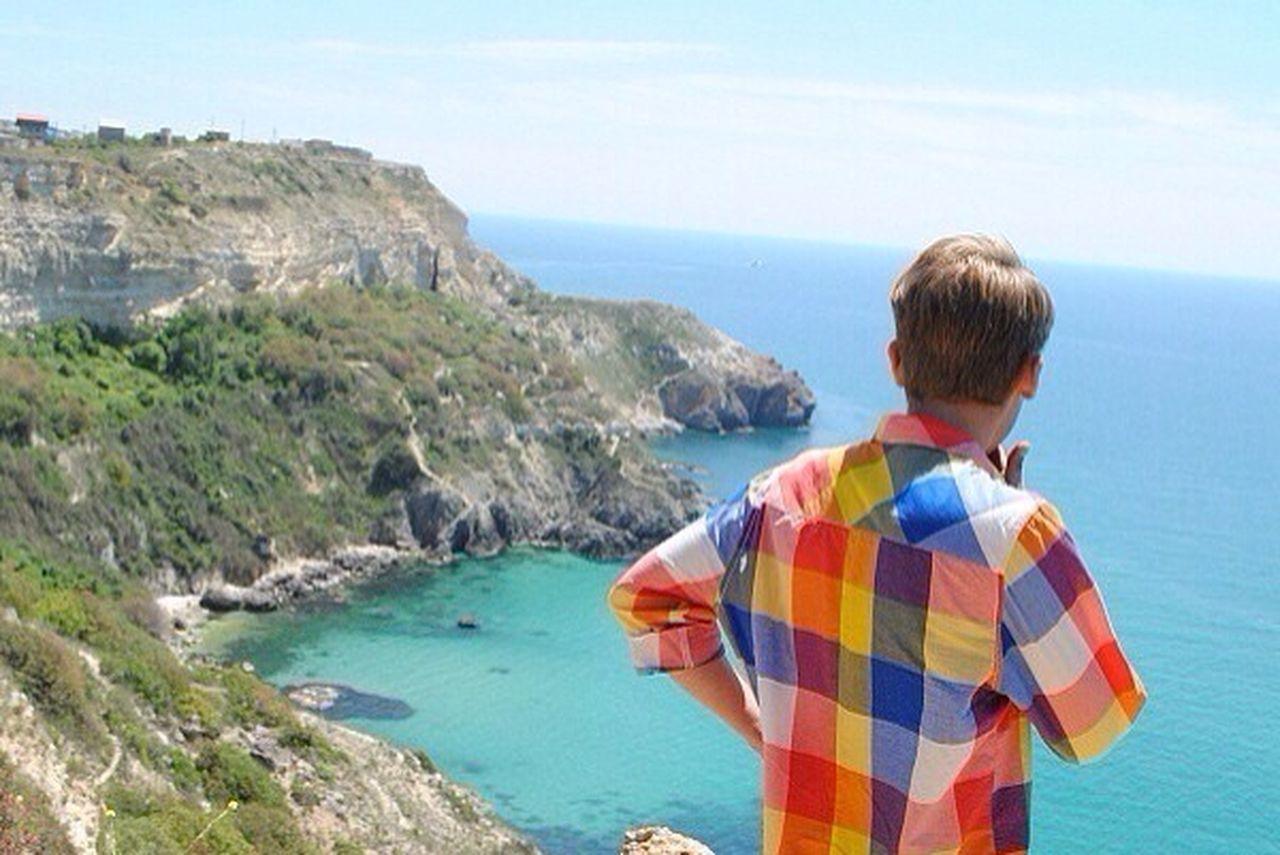 Black Sea Sevastopol  Landcape Enjoying Life