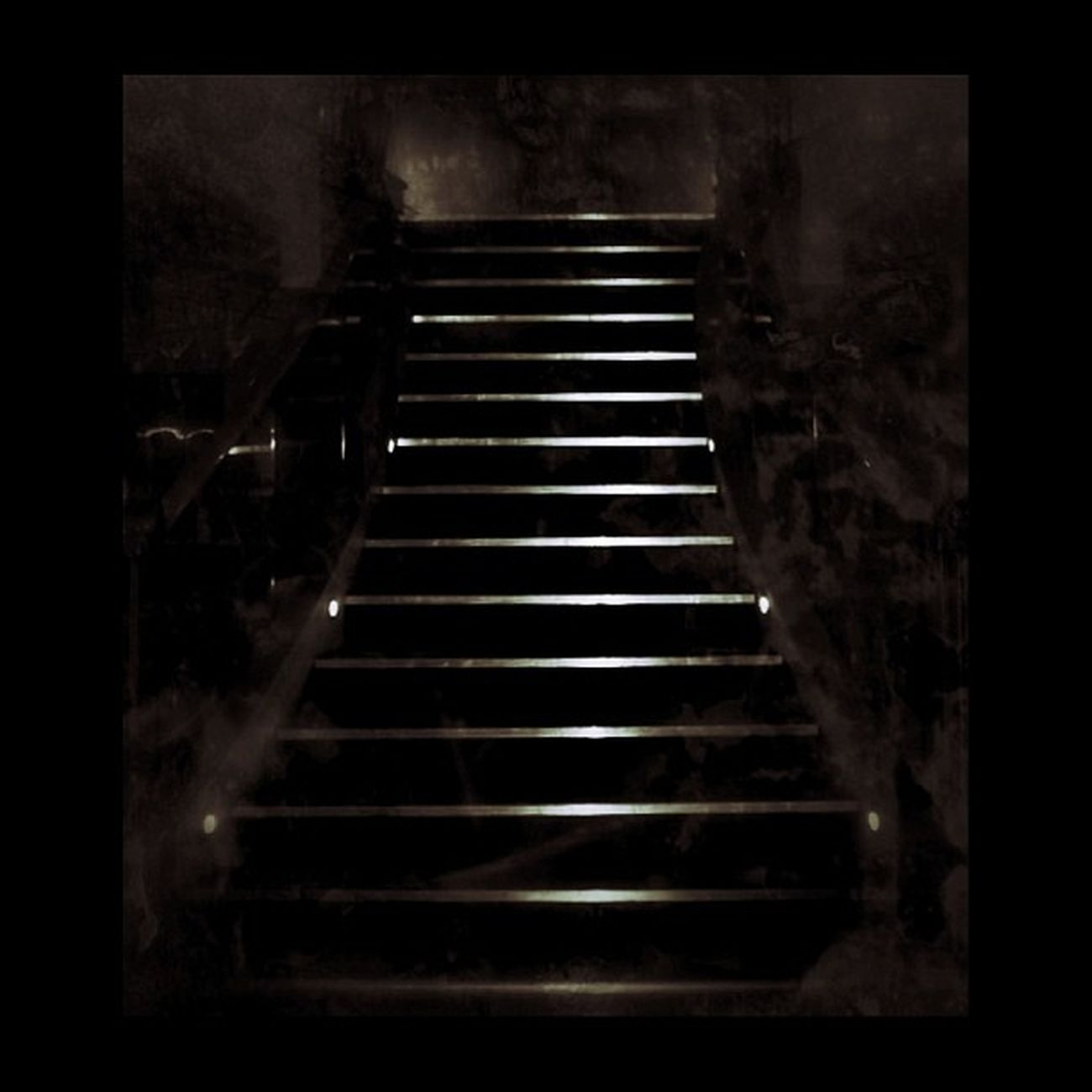 """Yesterday, upon a stair, I met a man that wasn't there... #creepy #igdungeon #instadark #stairs #dark_arts #masters_of_darkness Creepy Stairs Igdungeon Masters_of_darkness Ig_4every1_spooky Instadark Pj_creepystairs Dark_arts"