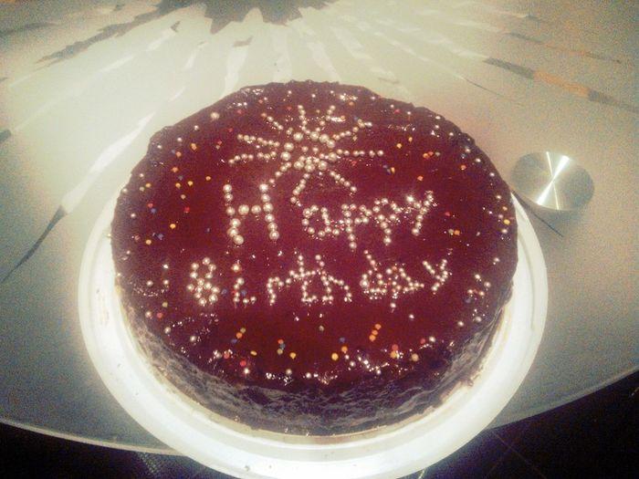 My Cake For My Boyfriend