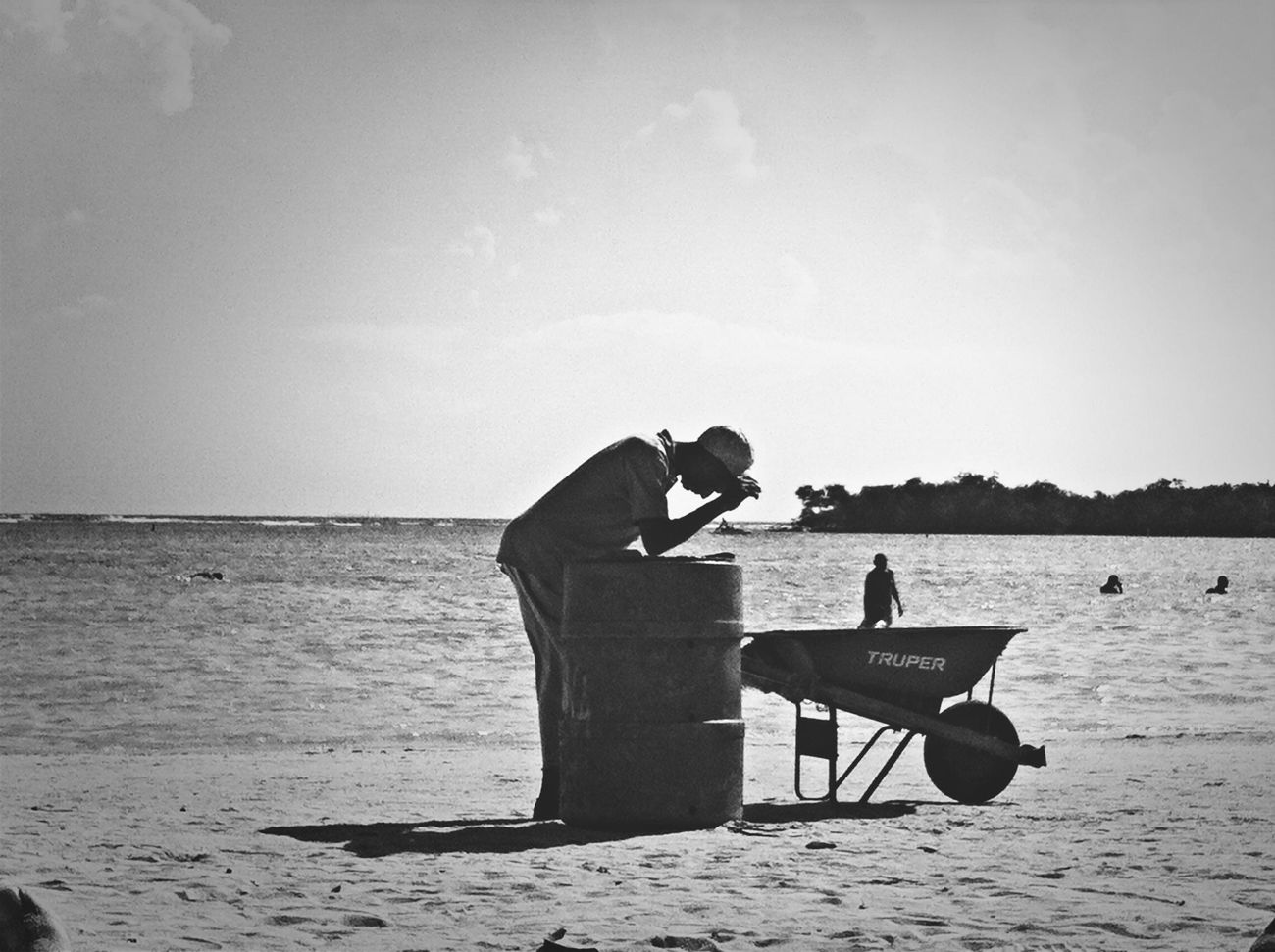 Streetphotography Strange Days Sea