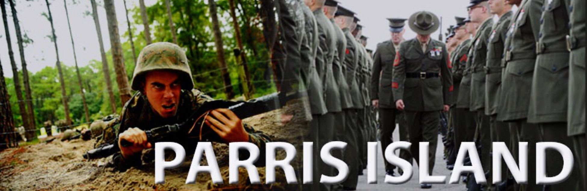 U.S Marine Corps Recruit Depo Parris Island USA Us Military USMC Parris Island