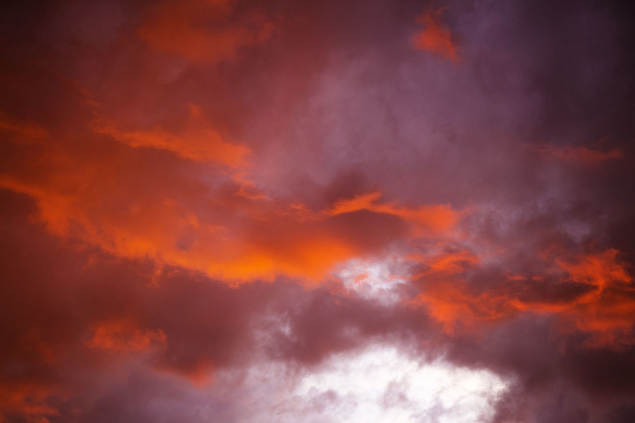 Blood red sky Abstract Awe Backgrounds Beauty In Nature Bloodredsky Cloud - Sky Cloudscape Dramatic Sky Environment Low Angle View Multi Colored Nature Night No People Orange Color Outdoors Scenics Sky Sky Only Space Storm Cloud Sunset Halloween Vibrant Color Weather