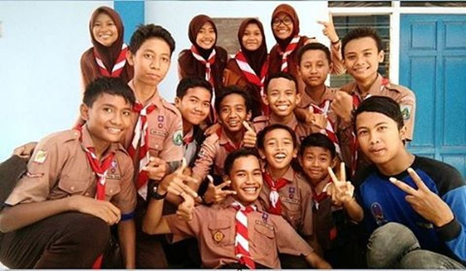 Jangan banggkan apa yang kamu punya, tapi bagaimana cara mendapatkannya Pramukaindonesia Diklatrakit Jiwakorsa Prasasti