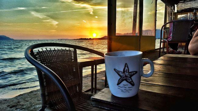 Summer Sunset_collection Croatia Adriatic Sea Beautiful Nature