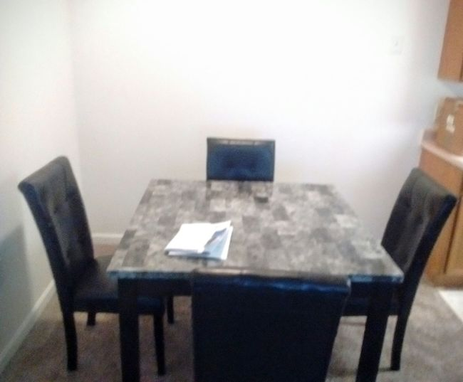 New Apartment Diningroom