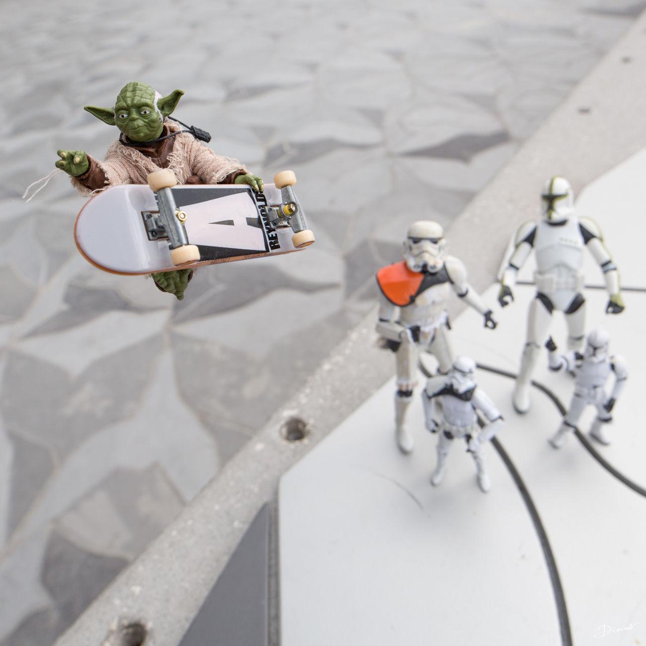 Museumweek InspirationMW FamilyMW Yoda Starwars Wazaaaa !!
