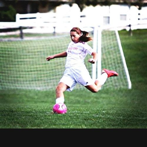 I Miss Outdoor Soccer! Cant Wait Till Spring!