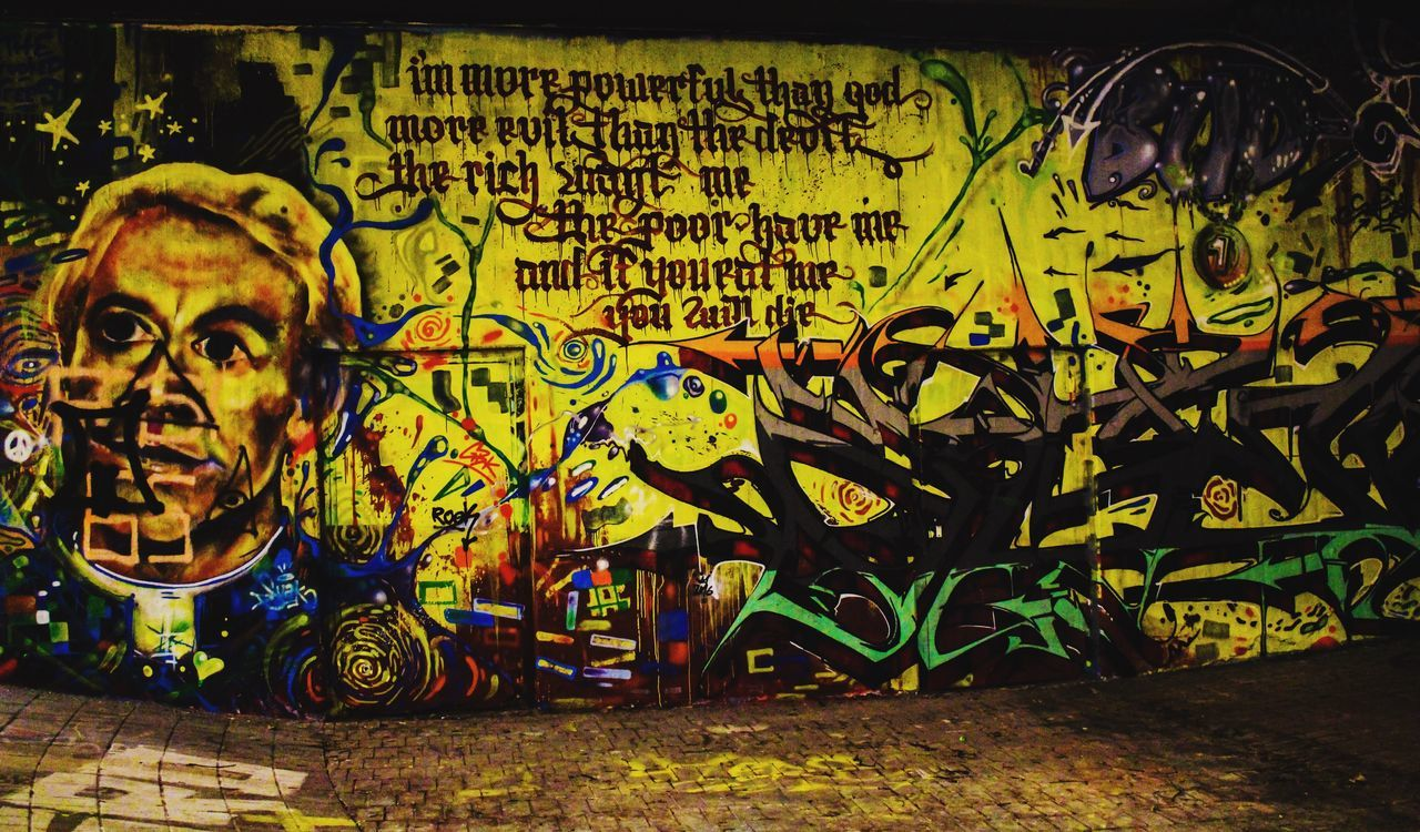 Graffiti Hall Of Fame Stuttgart,Germany Stuttgart City Stuttgart IPhone7Plus 0711