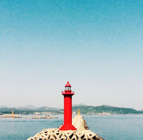South Korea JEJU ISLAND  Jejudo U-do Lighthouse