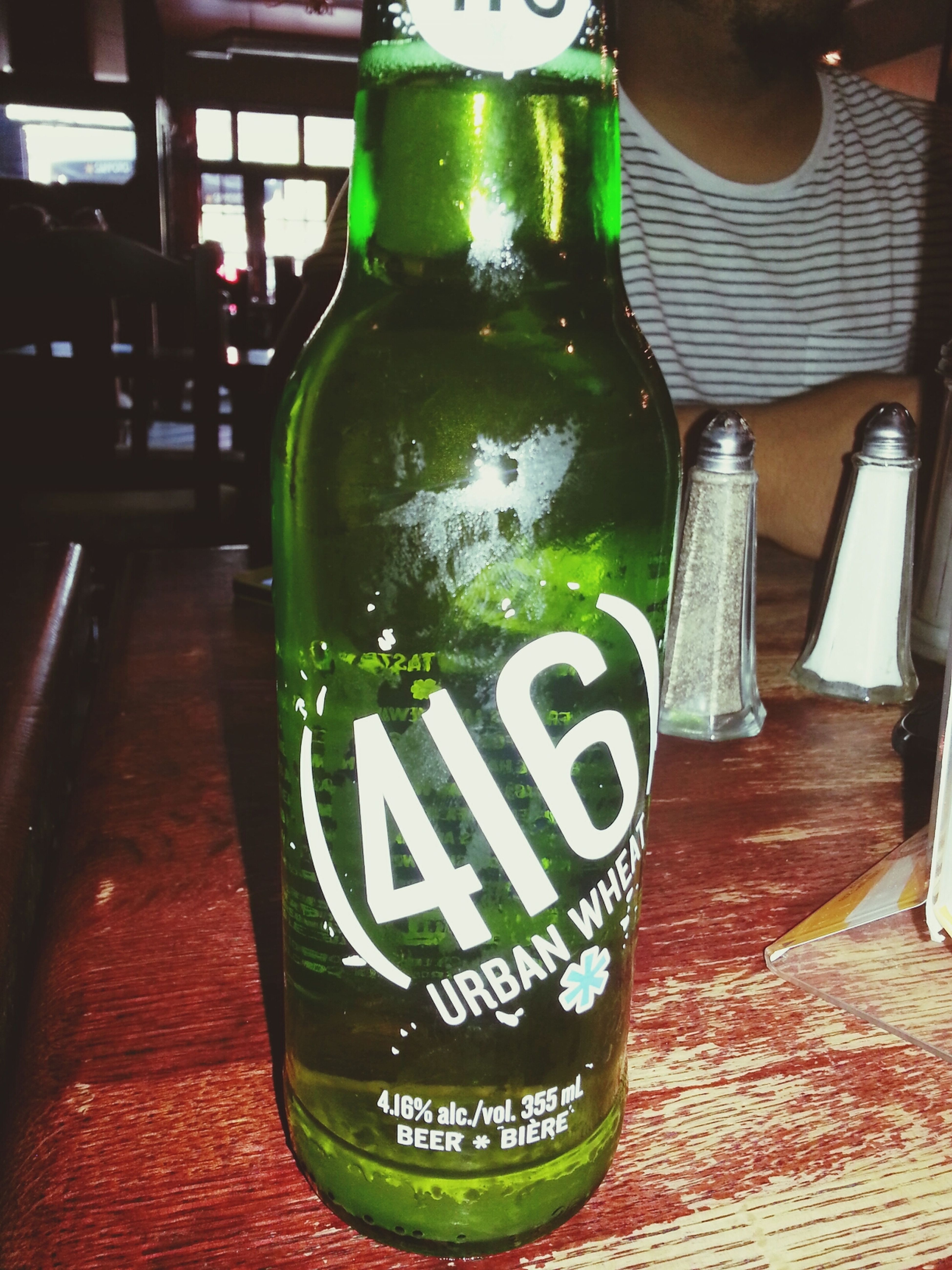 enjoying a 416 brew in the 416 ^^ with my mom and bro Beer