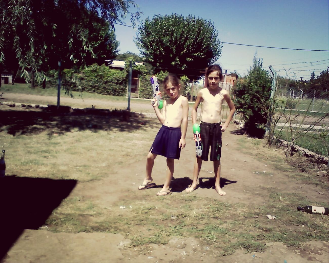 Verano 2007 Brothers PeqUes ;)