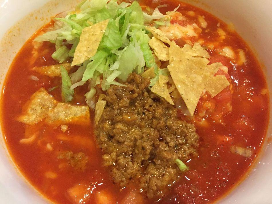 Soup tomato taco rice soup
