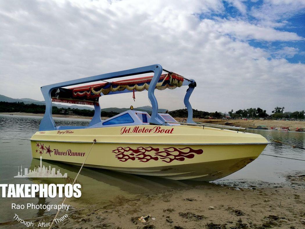 Beauty Beauty In Nature BeautyOfPakistan Boats And Water Boats⛵️ Boating Lake Cloud - Sky Outdoors Nature Sky Water IslamabadTheBeautiful