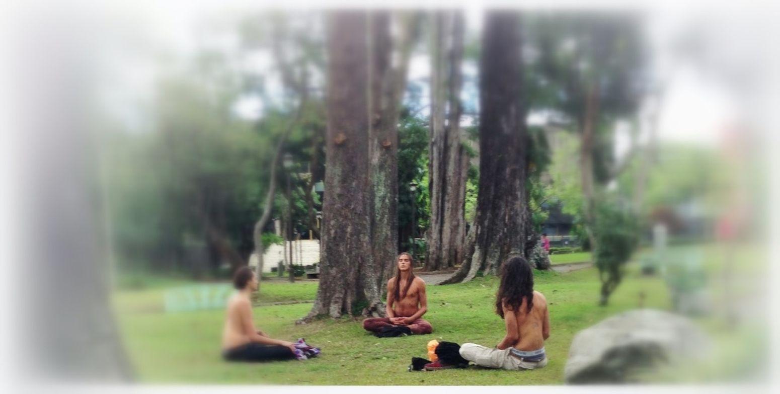 Peace Meditation Silence OM