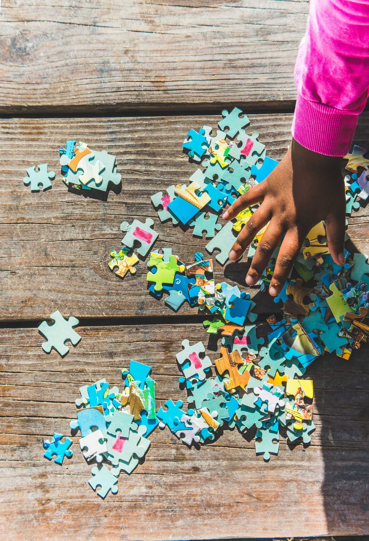 Beautiful stock photos of puzzle,  Childhood,  Collection,  Colorful,  Creativity
