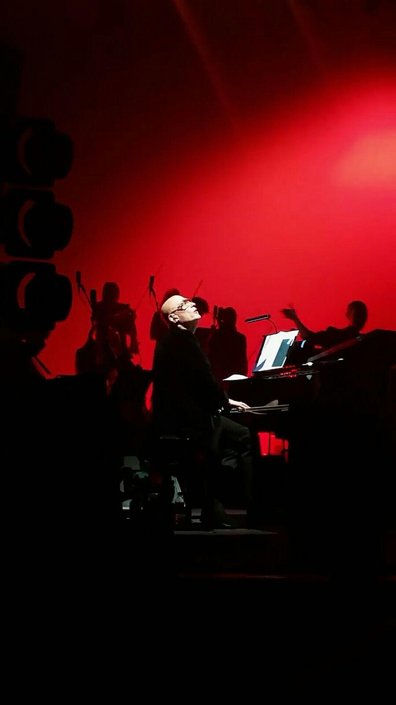 Mike Garson. Celebrating David Bowie. London Brixton o2. Music Arts Culture And Entertainment Performance David Bowie Jazz Music Piano London O2 Arena