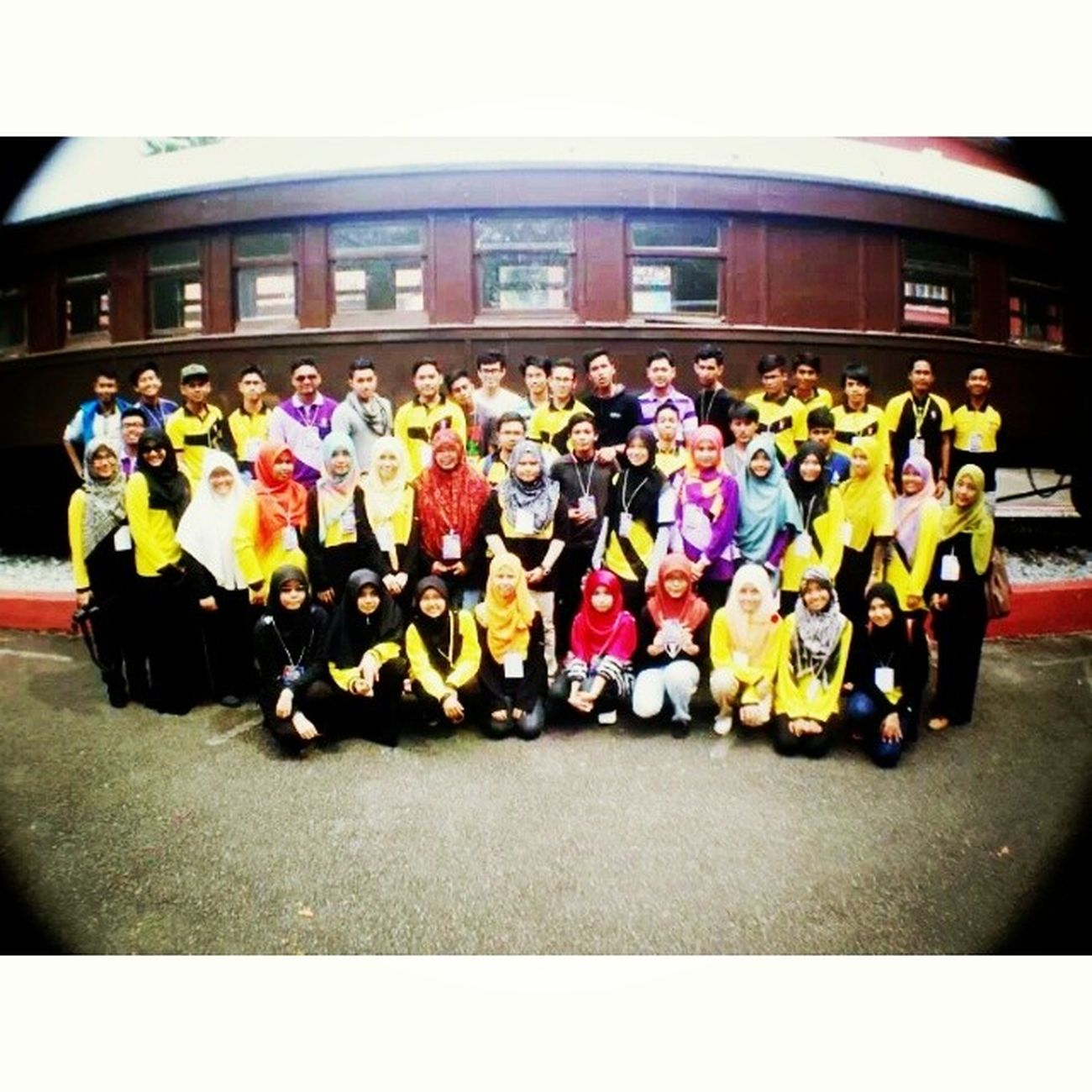 Awesom trip with awesome people ! ^_^ that is why I love my KolejInderaSakti JPK Seki Family UitmPerak MelakaDiHati