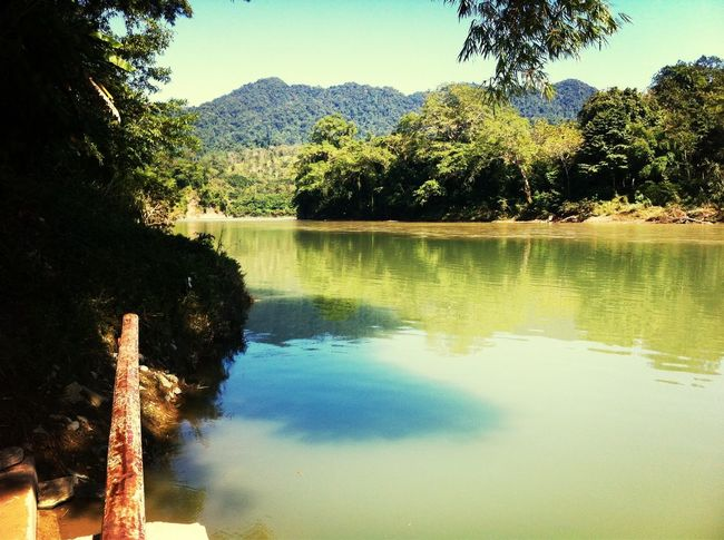 Verde más allá Nature Water Secretlandscapes Tapijulapa, Tabasco