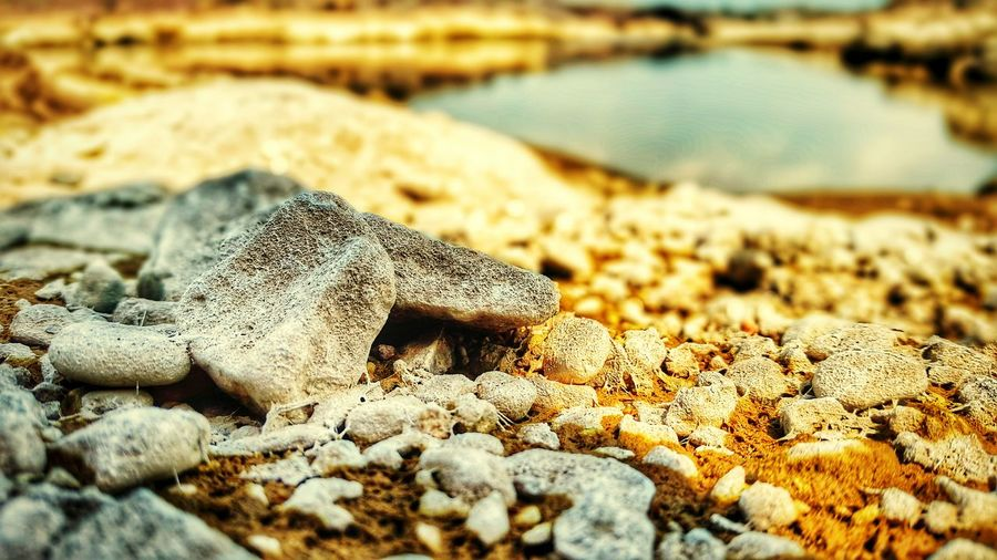My Favorite Place Water Selective Focus Focus On Foreground Day Tranquility Scenics Nature Beauty In Nature Outdoors No People Remote Sun Nature Landscape Bright Beauty In Nature Idyllic Stones Stone And Pebbles The Great Outdoors - 2017 EyeEm Awards Paint The Town Yellow