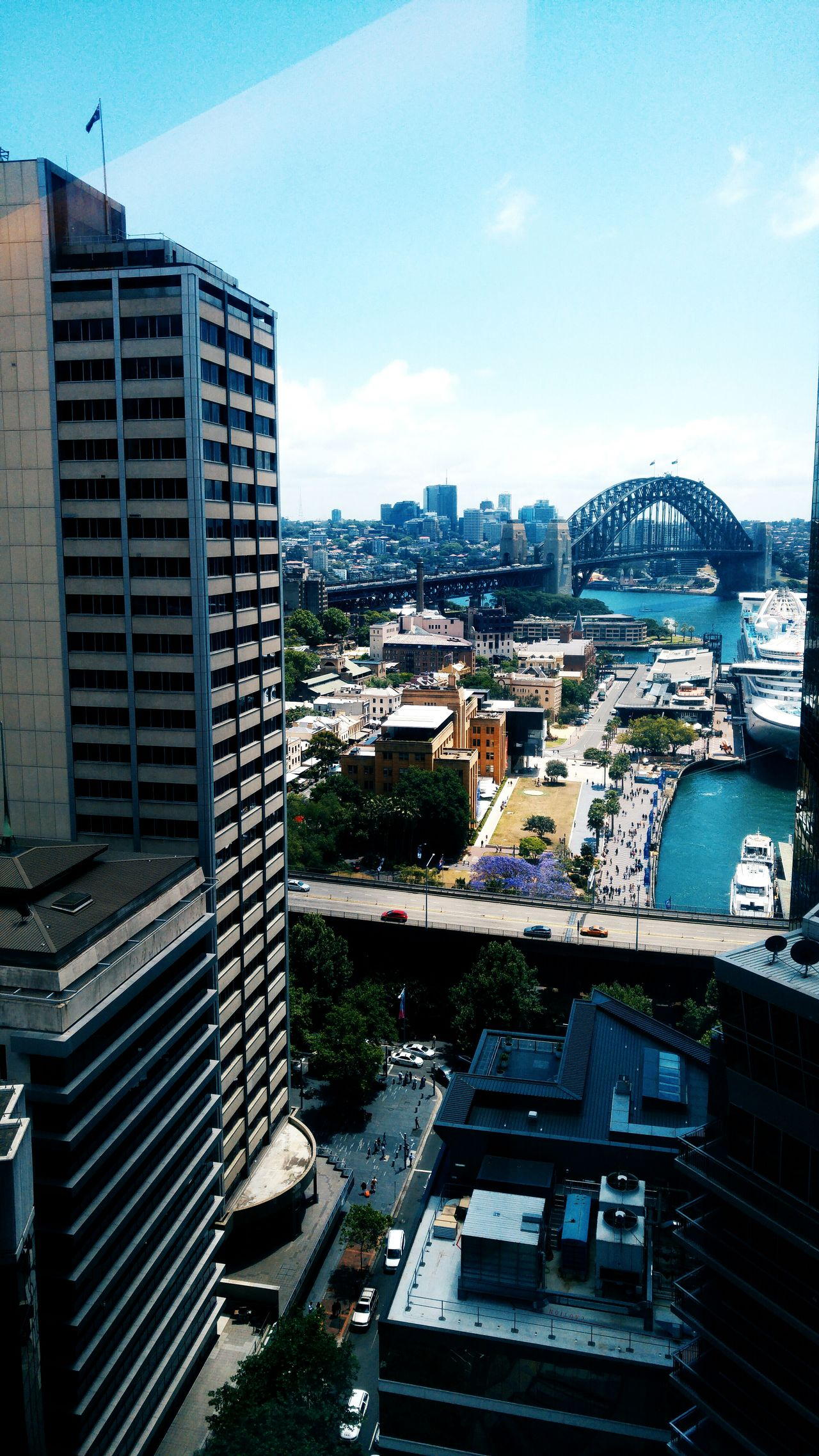 Beautiful View Skyscraper Building Exterior City Architecture Cityscape Urban Skyline Modern Aerial View City Life Built Structure Outdoors Office Building Exterior No People Business Finance And Industry Downtown District Apartment Travel Destinations Sky Cloud - Sky Day Architecture Sydney, Australia Tower Illuminated Harbourbridge