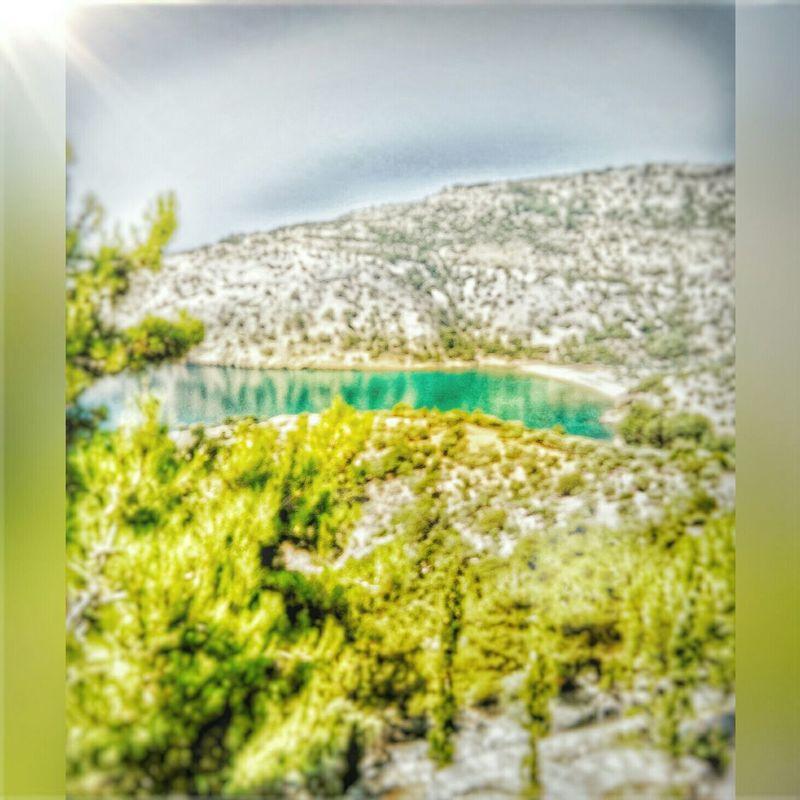 Summer ☀ Follow4follow I Follow Back Sea And Sky Greece, Thasos omg😱❤