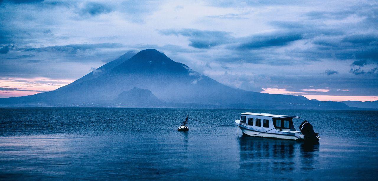 Lago Atitlan First Eyeem Photo