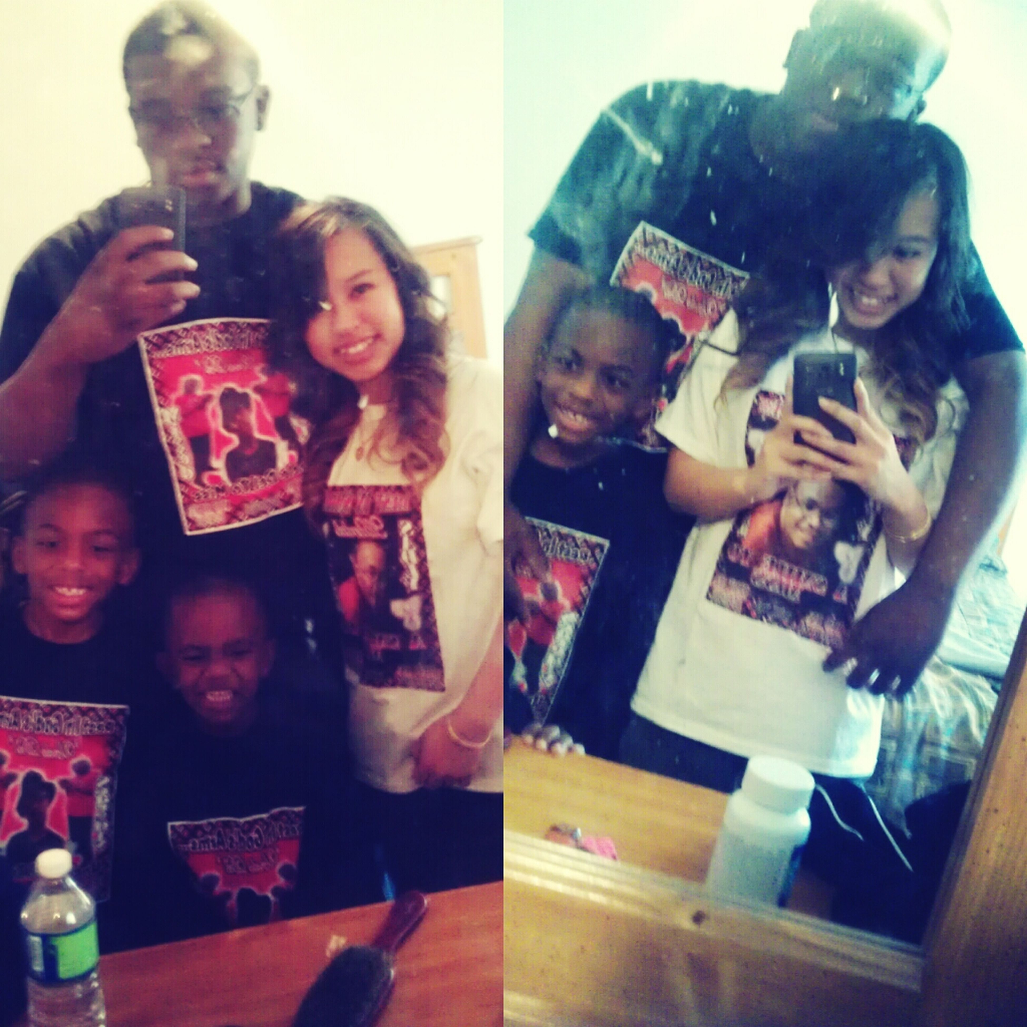 Funeral Day With Pj Rodney N Chance. N Hardel Yu Will B In My Heart Forever <3